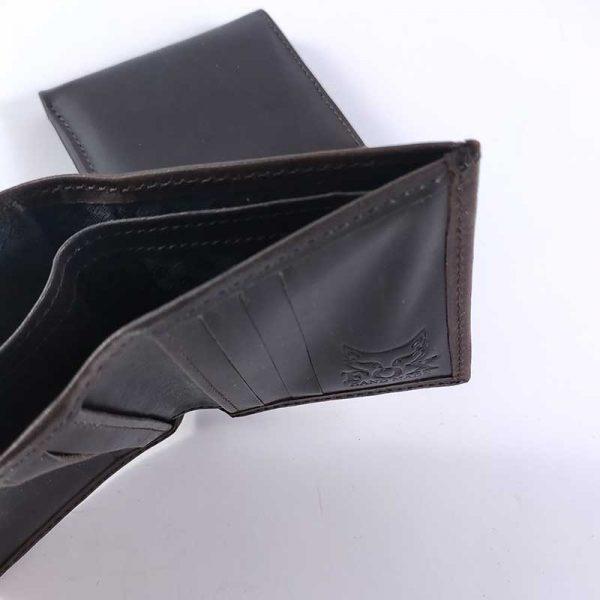 Poklon kutija Kožni novčanik i sapun 00060-1/2