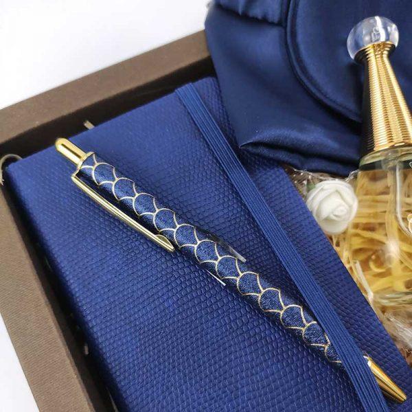 Poklon kutija Lepe snove – plave boje box 00034-1