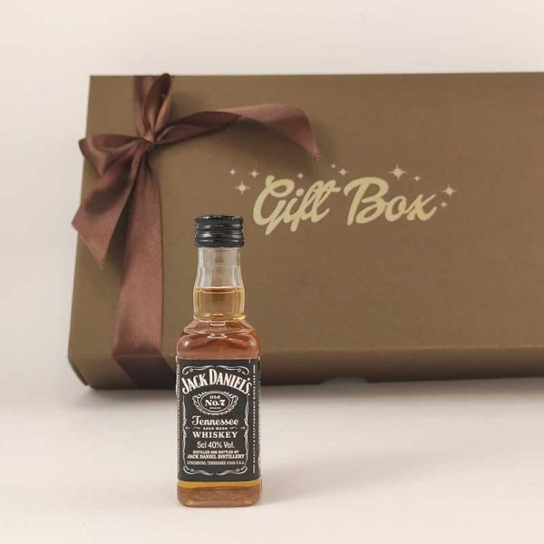 Poklon kutija Kožni novčanik i STR8 parfem box 00025-3