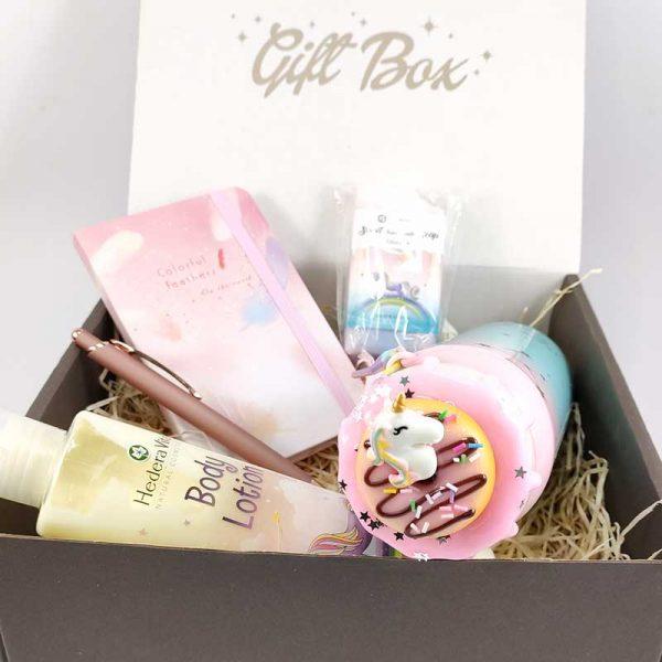 Poklon kutija Unicorn – Jednorog termos box 00079-1