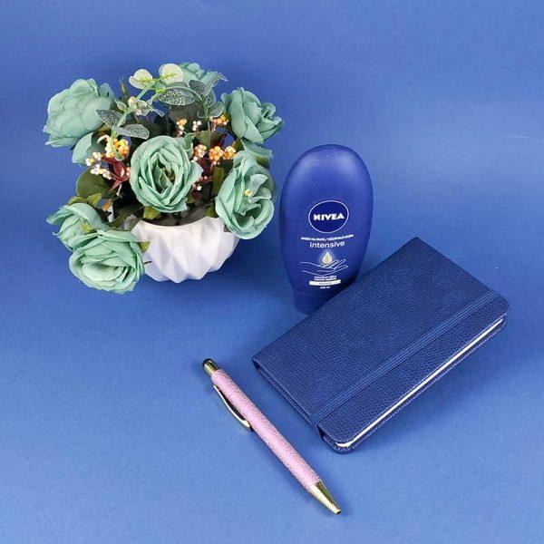 Poklon kutija Tom Tailor plavi box za žene 00088-1